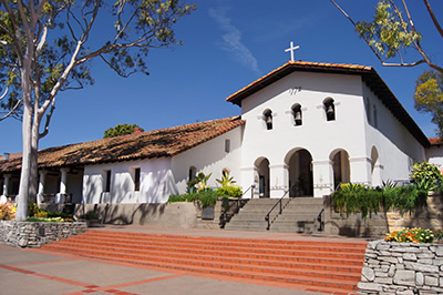 Mission San Luis was founded in San Luis Obispo, California, 1772 by Father Junípero Serra