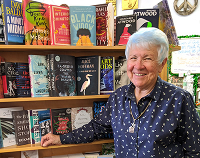 Tiny towns with independent book stores are rich with connection