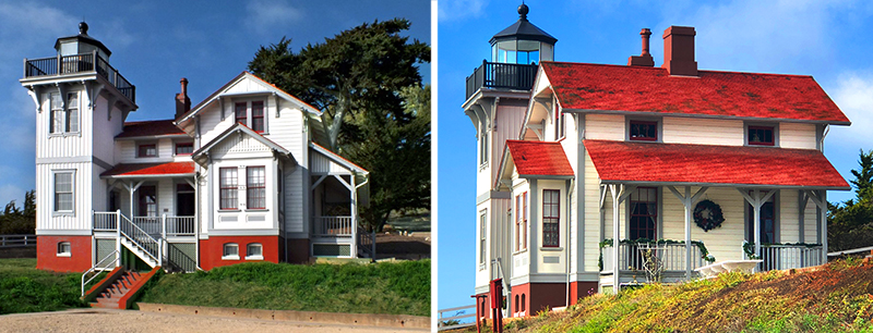 Point San Luis Light House In San Luis Obispo County Has Saved Many Lives In Its Time