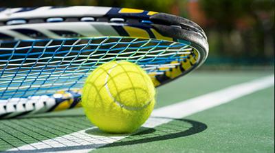 Tennis along the central coast